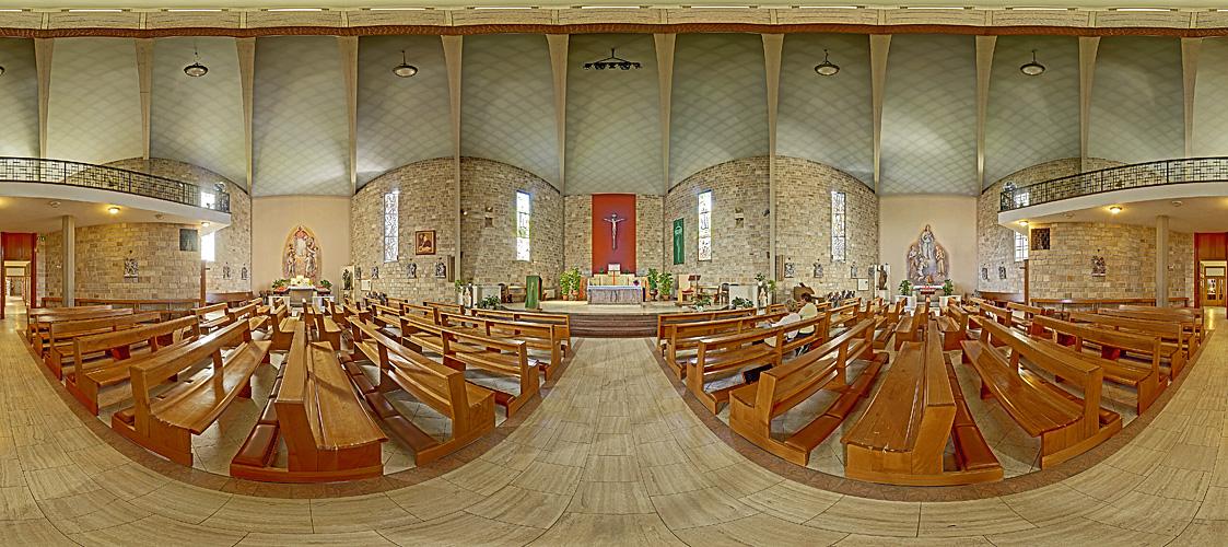 Viaggio virtuale stanza natale di papa giovanni xxiii for Sito web di progettazione della casa